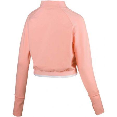 Women's sweatshirt - Puma SOFT SPORTS JACKET - 2