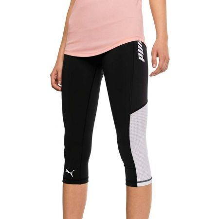 Women's leggings - Puma MODERN SPORTS3/4 LEGGINGS - 3