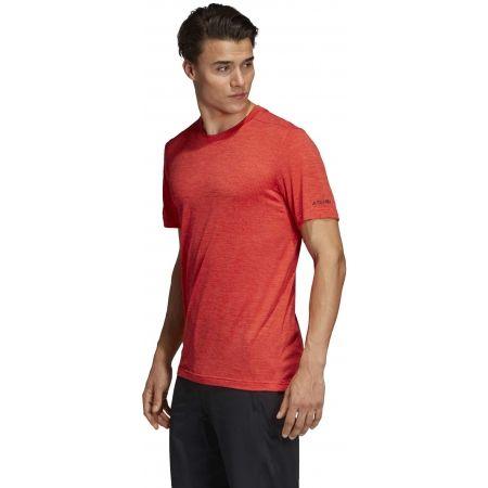 Men's sports T-shirt - adidas TIVID TEE - 5