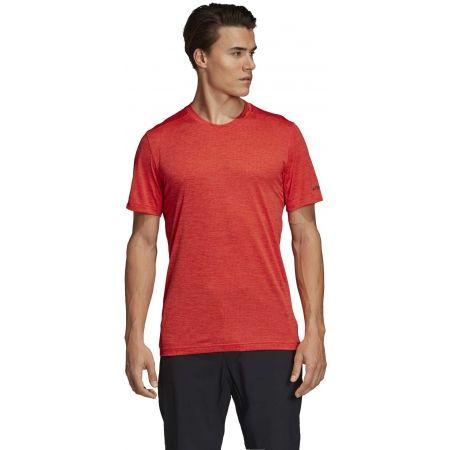 Men's sports T-shirt - adidas TIVID TEE - 4