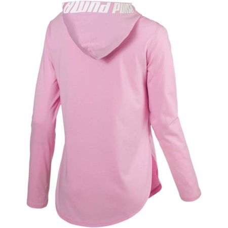 Women's sweatshirt - Puma MODERN SPORTS LIGHT COVER UP - 2