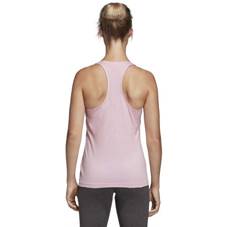 Women's tank top - adidas ESSENTIALS LINEAR SLIM TANK - 7