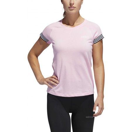 Dámske tričko - adidas COTTON PRIME TEE - 3