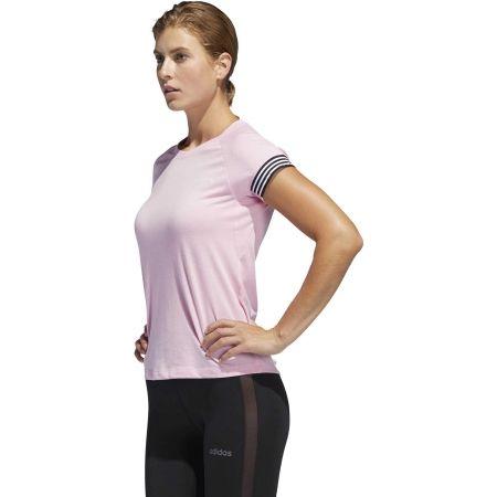Dámske tričko - adidas COTTON PRIME TEE - 5