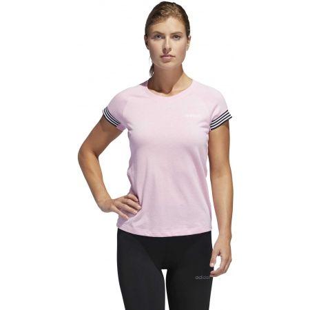 Dámske tričko - adidas COTTON PRIME TEE - 4
