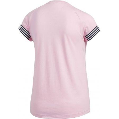 Dámske tričko - adidas COTTON PRIME TEE - 2