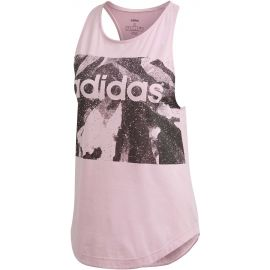 adidas ESSENTIALS SEASON ALL OVER PRINT TANK - Women's tank top