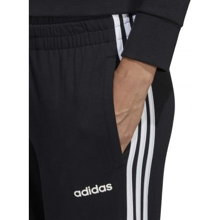 Women's 3/4 length pants - adidas ESSENTIALS 3 STRIPES 3/4 PANT SINGLE JERSEY - 7