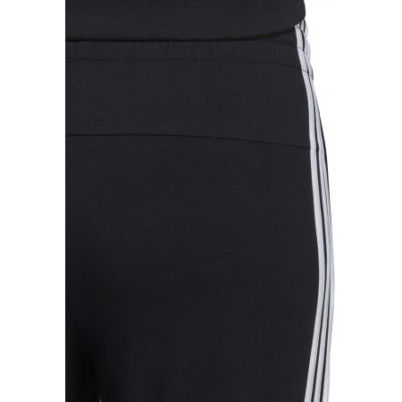 Women's 3/4 length pants - adidas ESSENTIALS 3 STRIPES 3/4 PANT SINGLE JERSEY - 8