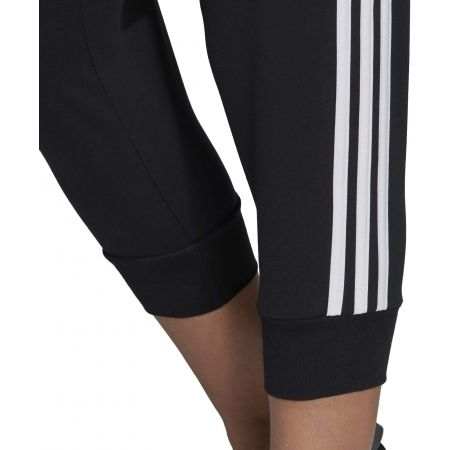 Women's 3/4 length pants - adidas ESSENTIALS 3 STRIPES 3/4 PANT SINGLE JERSEY - 9