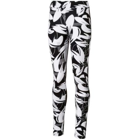 Girls' leggings - Puma ALPHA AOP LEGGINGS  G - 1