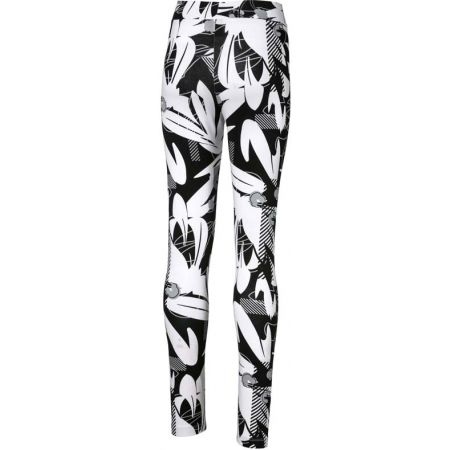 Girls' leggings - Puma ALPHA AOP LEGGINGS  G - 2