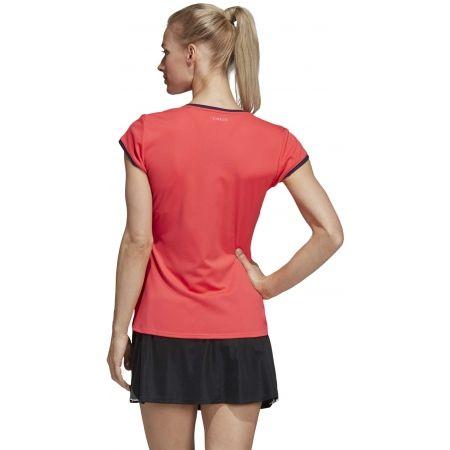 b8ed17040bf2 Dámské sportovní tričko - adidas CLUB 3 STRIPES TEE - 7