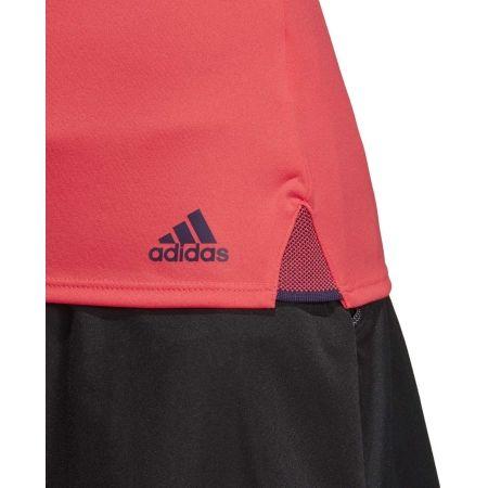 cb338e4db96e Dámské sportovní tričko - adidas CLUB 3 STRIPES TEE - 9