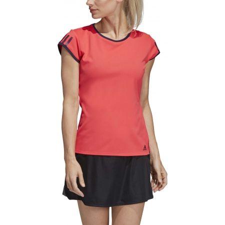 58a26c914b48 Dámské sportovní tričko - adidas CLUB 3 STRIPES TEE - 3