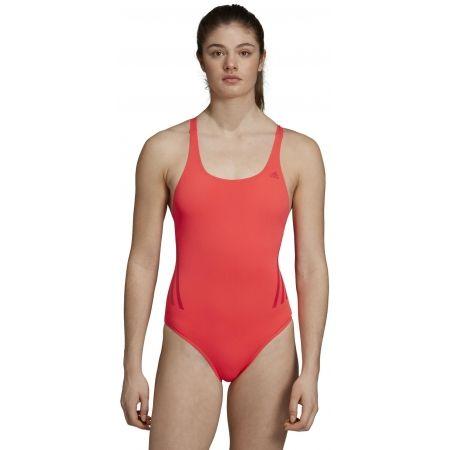 Dámské sportovní plavky - adidas PRO SUIT 3S - 4