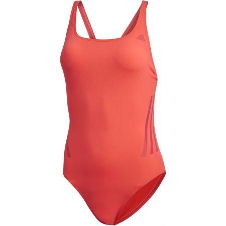 Dámské sportovní plavky - adidas PRO SUIT 3S - 1