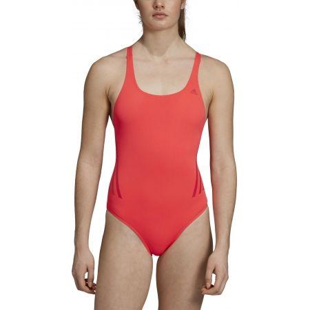 Dámské sportovní plavky - adidas PRO SUIT 3S - 3