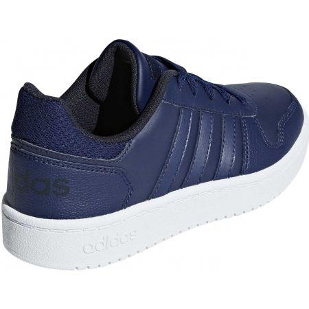 Chlapecká volnočasová obuv - adidas HOOPS 2.0K - 6