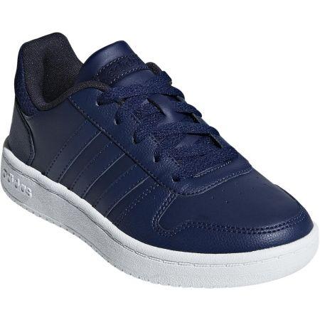 Chlapecká volnočasová obuv - adidas HOOPS 2.0K - 1