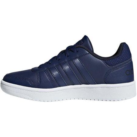 Chlapecká volnočasová obuv - adidas HOOPS 2.0K - 3