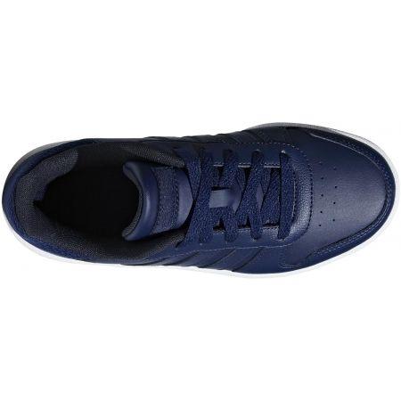 Chlapecká volnočasová obuv - adidas HOOPS 2.0K - 4