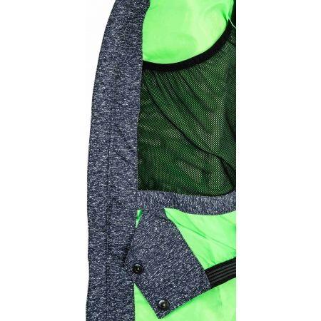Dětská zimní lyžařská bunda - Lewro NIKA - 4