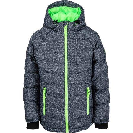 Dětská zimní lyžařská bunda - Lewro NIKA - 1