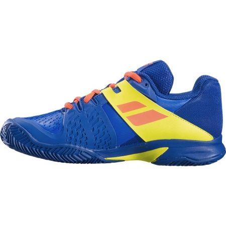 Încălțăminte tenis juniori - Babolat PROPULSE JR CLAY - 2