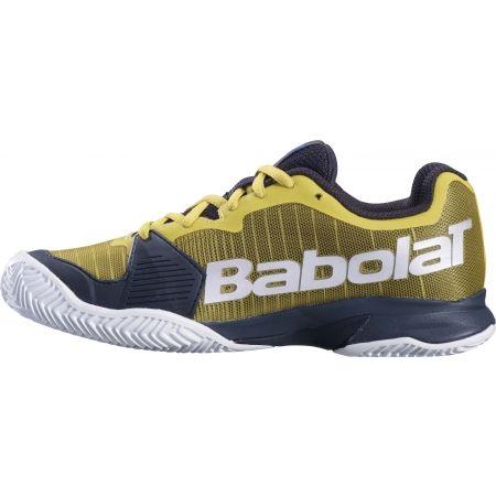 Juniorská tenisová obuv - Babolat JET JR CLAY - 2