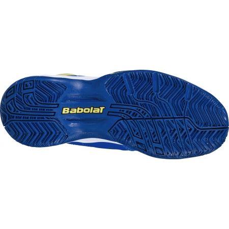 Dětská tenisová obuv - Babolat PULSION ALL COURT KID - 3