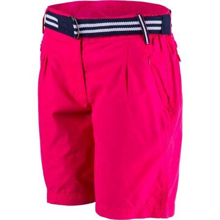 Willard ADENIKE - Dámske  plátené šortky