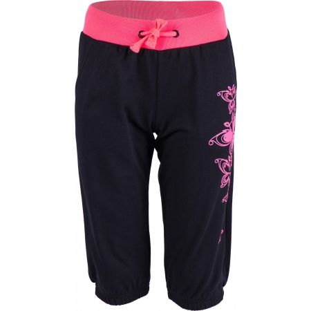 Girls' 3/4 length sweatpants - Lewro MERIEL - 2