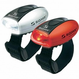 Sigma MICRO COMBO - Front and rear light
