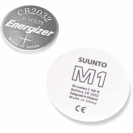 M1 BATTERY REPLACEMENT KIT -Zapasowe  baterie - Suunto M1 BATTERY REPLACEMENT KIT