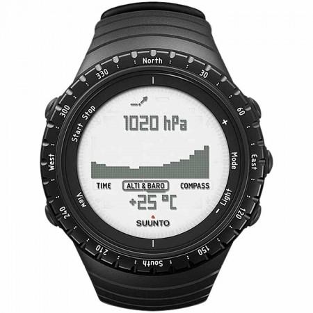 Zegarek outdoorowy - Suunto CORE REGULAR BLACK