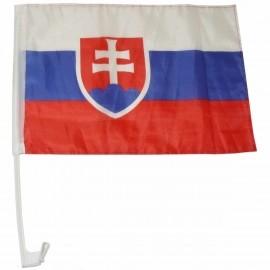 SPORT TEAM VLAJKA NA AUTO SK - Vlajka na auto