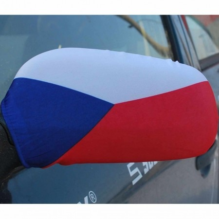 Wing mirror cover CZ - Wing mirror cover CZ - SPORT TEAM Wing mirror cover CZ