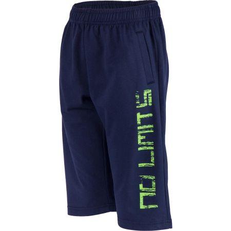 Pantaloni de trening 3/4 băieți - Lewro OMER - 1
