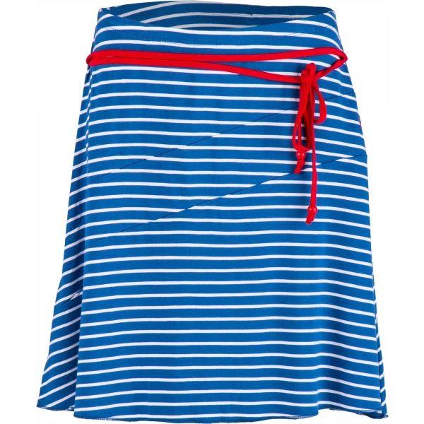 Willard ROSETTE modrá L - Dámská sukně