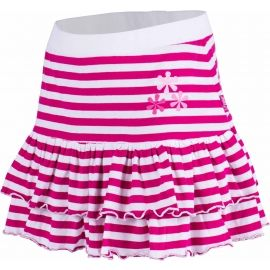 Lewro KAREN - Girls' skirt with ruffles