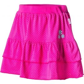 Lewro MARCIA - Girls' skirt with ruffles