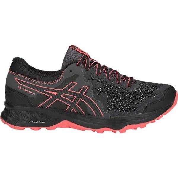 Asics GEL-SONOMA 4 W černá 6.5 - Dámská běžecká obuv