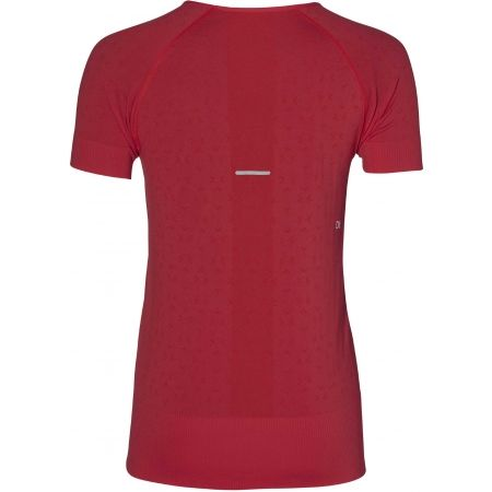 Dámské běžecké triko - Asics SEAMLESS SS TEXTURE - 2
