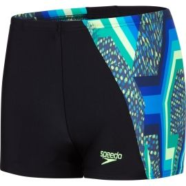 Speedo DIGITAL PANEL AQUASHORT - Costum de baie băieți