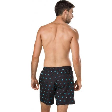 Pánske plavecké šortky - Speedo PRINTED LEISURE 16WATERSHORT - 3