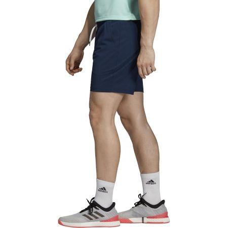 Pánske tenisové  šortky - adidas CLUB STRETCH WOVEN SHORT 7 INCH - 4