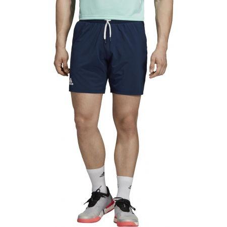 Pánske tenisové  šortky - adidas CLUB STRETCH WOVEN SHORT 7 INCH - 3