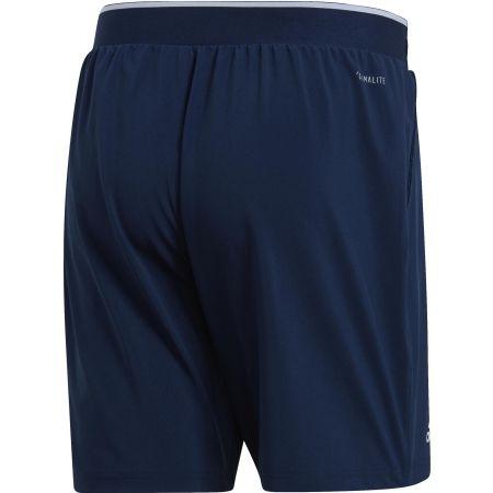 Pánske tenisové  šortky - adidas CLUB STRETCH WOVEN SHORT 7 INCH - 2