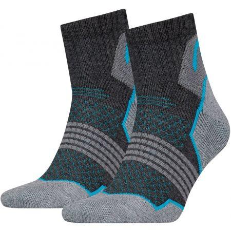 Trekové ponožky - Head HIKING QUARTER 2P